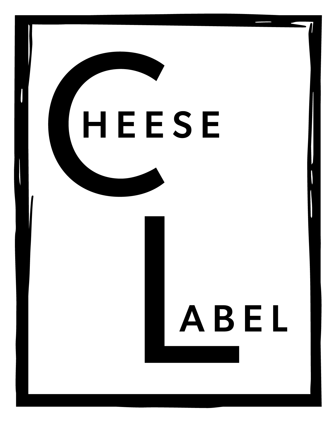Cheese Label Logo