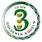 3 goldene Kugeln Logo