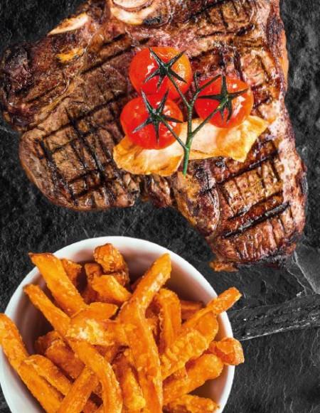 Steak Speisekarte